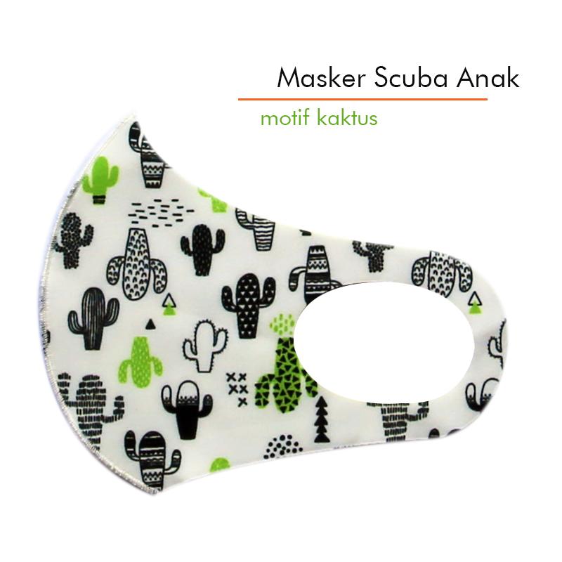 Masker Scuba Printing Anak – EPSILON printing